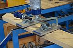 Tube lifter surface gripper VUSS with stair cheek