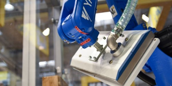 Automated vacuum systems help speed up manufacturing or shipping processes